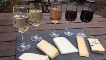 GMS: Wine and Cheese Tasting Evening - 21 January 2021